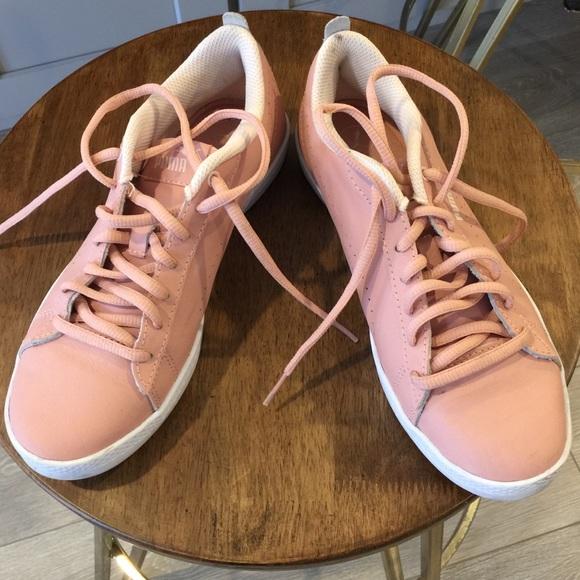 Puma Shoes | Pink Soft Foam Sneakers